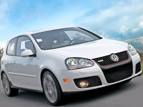 2009 Volkswagen GTI 2.0T Hatchback Coupe 2D  photo