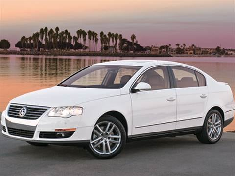 2009 Volkswagen Passat Pricing Ratings Reviews Kelley Blue Book