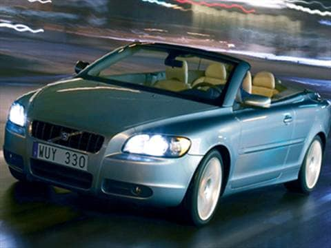 2009 Volvo C70 T5 Convertible 2D  photo