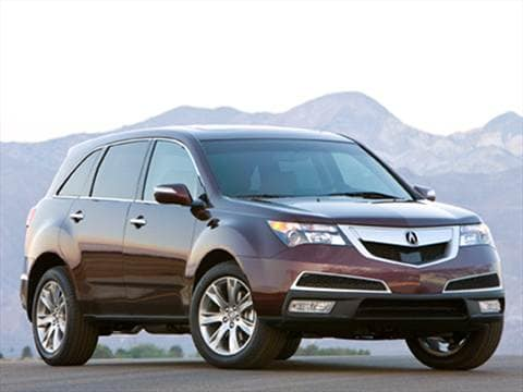 2010 acura mdx pricing ratings reviews kelley blue book
