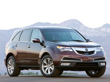 2010 acura mdx pricing ratings reviews kelley blue book. Black Bedroom Furniture Sets. Home Design Ideas
