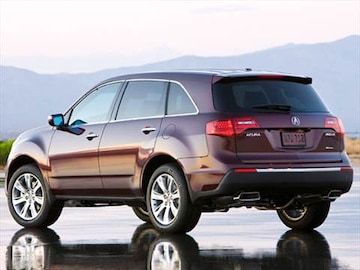 Acura MDX Pricing Ratings Reviews Kelley Blue Book - Craigslist acura mdx
