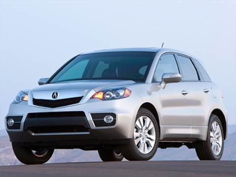 2010 Acura RDX Sport Utility 4D  photo