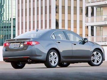 Acura TSX Pricing Ratings Reviews Kelley Blue Book - Acura tsx v6 for sale