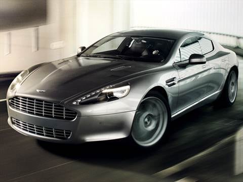 2010 Aston Martin Rapide Pricing Ratings Reviews Kelley Blue Book