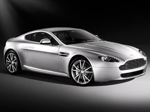 2010 Aston Martin Vantage Coupe 2D  photo