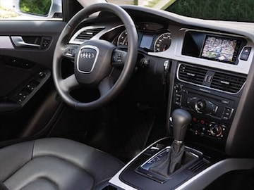 2010 Audi A4 Pricing Ratings Reviews Kelley Blue Book
