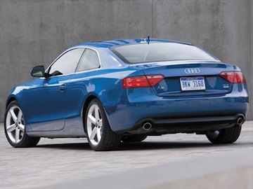 2010 Audi A5 Pricing Ratings Reviews Kelley Blue Book