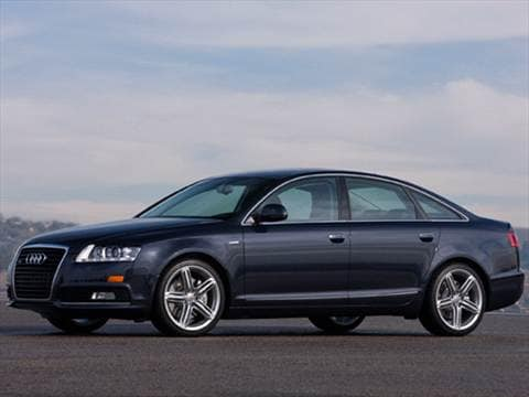 2010 Audi A6 | Pricing, Ratings & Reviews | Kelley Blue Book