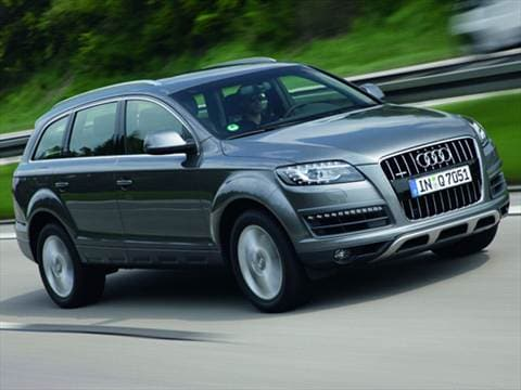 Audi Q Pricing Ratings Reviews Kelley Blue Book - Audi q7 reviews