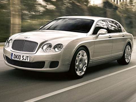 2010 bentley continental Exterior