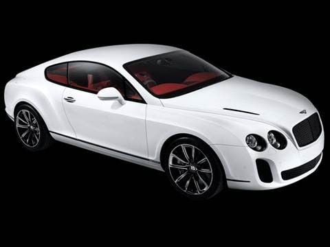 2010 Bentley Continental Supersports Coupe 2D  photo
