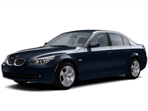2010 bmw 5 series pricing ratings reviews kelley blue book. Black Bedroom Furniture Sets. Home Design Ideas