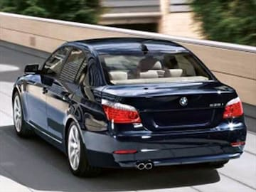 2010 bmw 5 series pricing ratings reviews kelley. Black Bedroom Furniture Sets. Home Design Ideas