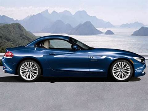 2010 Bmw Z4 Pricing Ratings Amp Reviews Kelley Blue Book