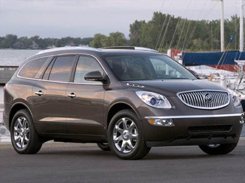 2010 Buick Enclave CX Sport Utility 4D  photo