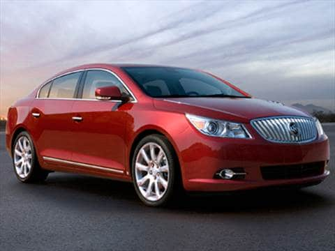 2010 Buick LaCrosse CX Sedan 4D  photo