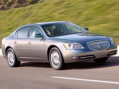 Buick Lesabre Ratings >> 2010 Buick Lucerne | Pricing, Ratings & Reviews | Kelley Blue Book