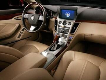2010 Cadillac Cts Pricing Ratings Reviews Kelley Blue Book