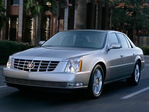 2010 Cadillac Dts Pricing Ratings Reviews Kelley Blue Book
