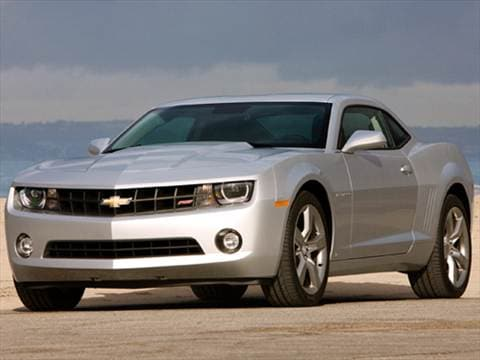 2010 Chevrolet Camaro LT Coupe 2D  photo