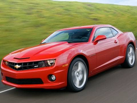 2010 Chevrolet Camaro SS Coupe 2D  photo