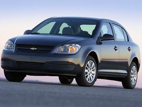 2010 Chevrolet Cobalt XFE Sedan 4D  photo