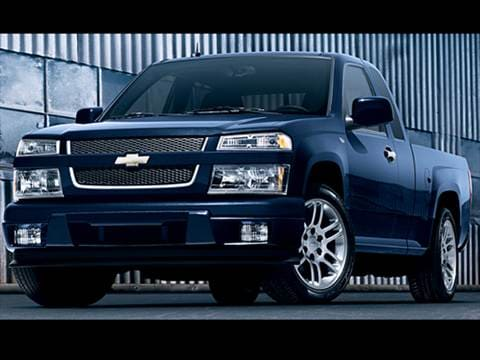 2010 Chevrolet Colorado Extended Cab Work Truck Pickup 4D 6 ft  photo