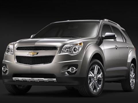 High Quality 2010 Chevrolet Equinox
