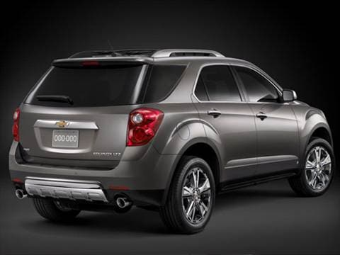 Wonderful ... 2010 Chevrolet Equinox Exterior ...