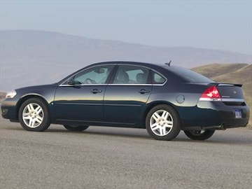 2010 Chevrolet Impala | Pricing, Ratings & Reviews ...