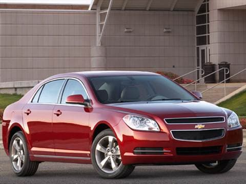 2010 Chevrolet Malibu 25 Mpg Combined