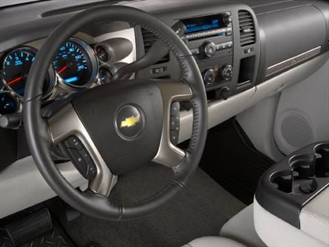 High Quality ... 2010 Chevrolet Silverado 1500 Extended Cab Interior ...