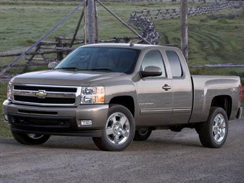 2010 Chevrolet Silverado 1500 Extended Cab LT Pickup 4D 6 1/2 ft  photo