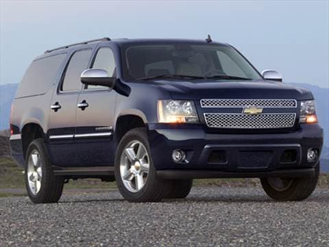 2010 chevrolet suburban 1500 pricing ratings reviews kelley blue book. Black Bedroom Furniture Sets. Home Design Ideas