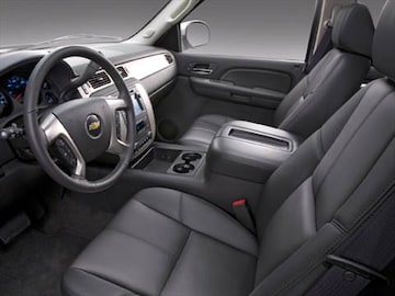 2010 Chevrolet Tahoe Interior