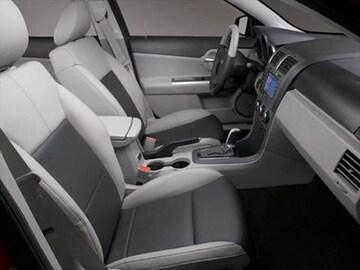 2010 Dodge Avenger Interior