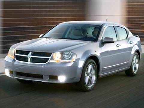 2010 Dodge Avenger Express Sedan 4D  photo