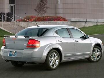 2010 Dodge Avenger Exterior
