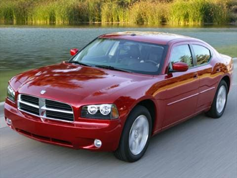 2010 dodge charger Exterior