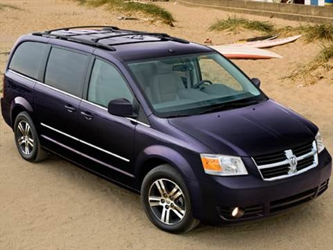 2010 Dodge Grand Caravan Passenger Hero Minivan 4D  photo