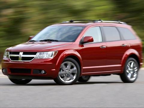 2009 dodge journey rt problems