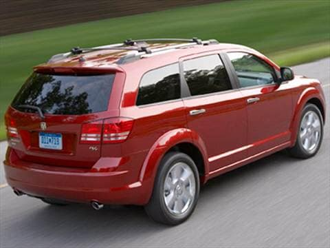 2010 Dodge Journey Pricing Ratings Reviews Kelley Blue Book