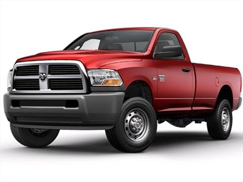 2010 dodge ram 2500 regular cab Exterior