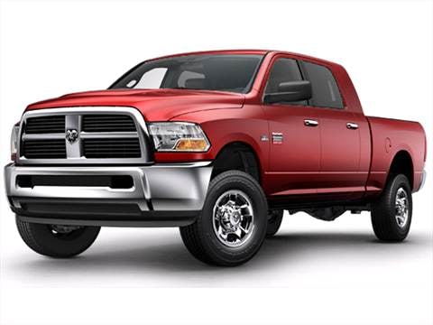 2010 Dodge Ram 3500 Mega Cab SLT Pickup 4D 6 1/3 ft  photo