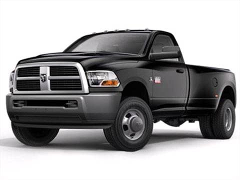 Dodge Ram 3500 Regular Cab