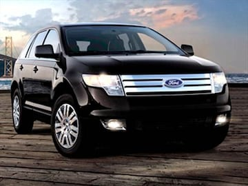 2010 ford edge pricing ratings reviews kelley blue book. Black Bedroom Furniture Sets. Home Design Ideas