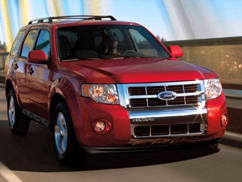 2010 Ford Escape Pricing Ratings Reviews Kelley Blue Book