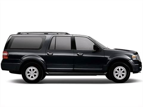 2010 ford expedition el Exterior