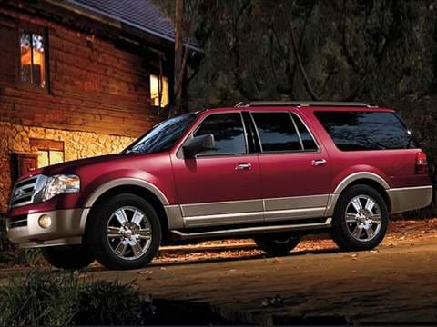 2010 Ford Expedition XLT Sport Utility 4D  photo